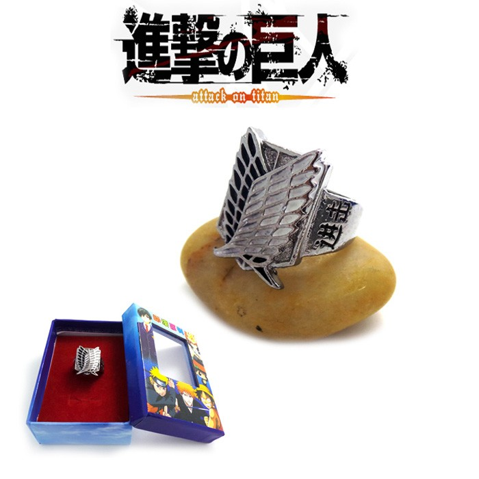 ATTACK ON TITAN RING 2