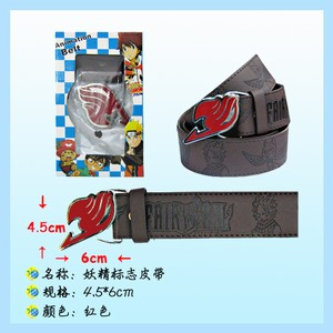 FAIRY TAIL BELT