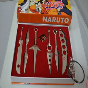 NARUTO WEAPON SET (7...