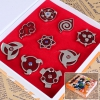 NARUTO BROOCH SET (9...