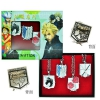 ATTACK ON TITAN NECKLACE SET (4pc) 1