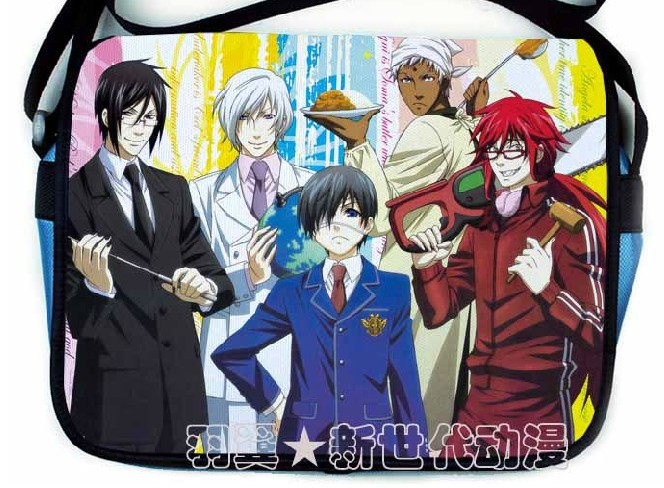 BLACK BUTLER STACHEL
