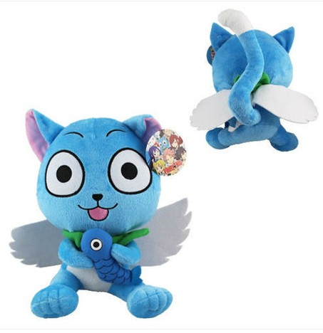 FAIRY TAIL PLUSH