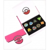 pokemon Badges Set D